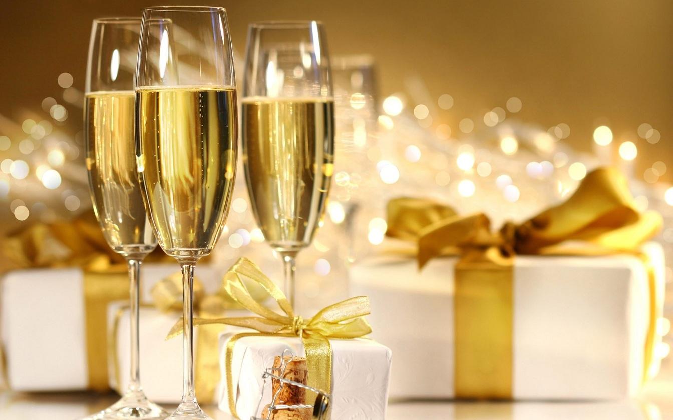 День рождение как новый год