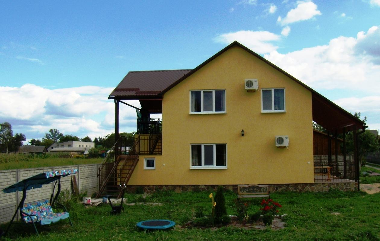 Отдельный дом №4 для отдыха на озере Свитязь